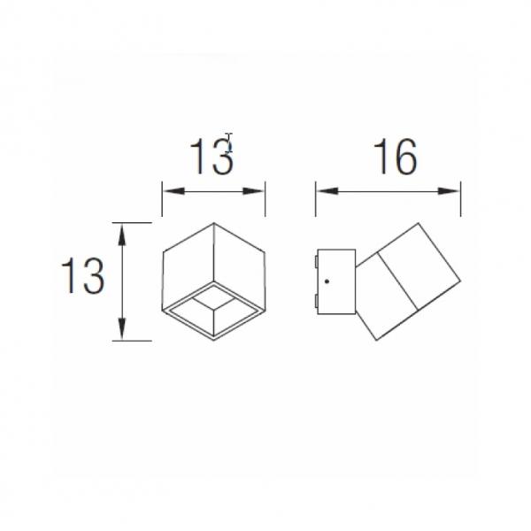 Cubus 05-9685-Z5-T2