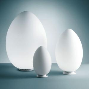 Uovo H. 28, 44, 62 cm.