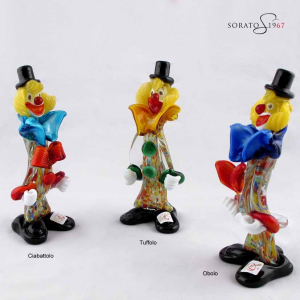Clown Murano- Gli smilzi