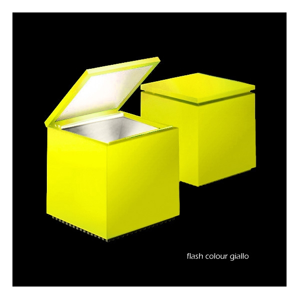 Cinienils Cuboled flash colour giallo