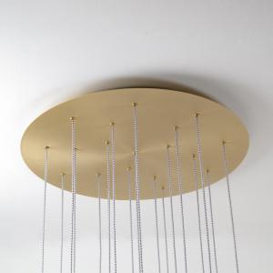 Voli sospensione multipla vetro Murano