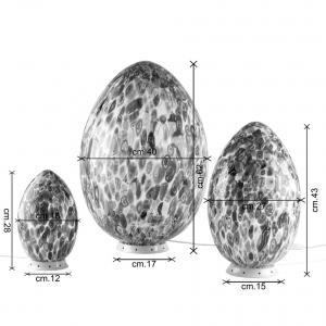 Uovo murrine tre dimensioni