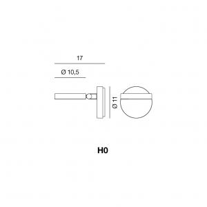 Rotaliana String H0 dimensioni