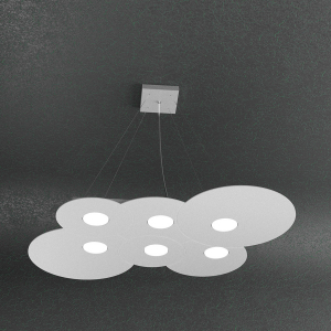 CLOUD 1128 plafoniera led tonda