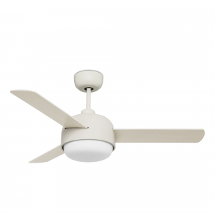 Ventilatore Leds C4 Klar 30-4864-16-F9 BIANCO SPORCO