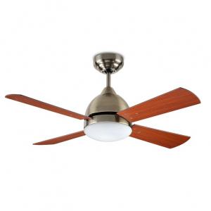 Ventilatore Leds C4 Borneo 30-4399-E4-F9