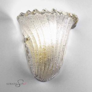 Loredan applique vetro Murano