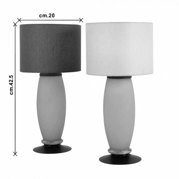 Teo lampada tavolo dimensioni