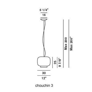 Chouchin1, Chouchin2, Chouchin 3