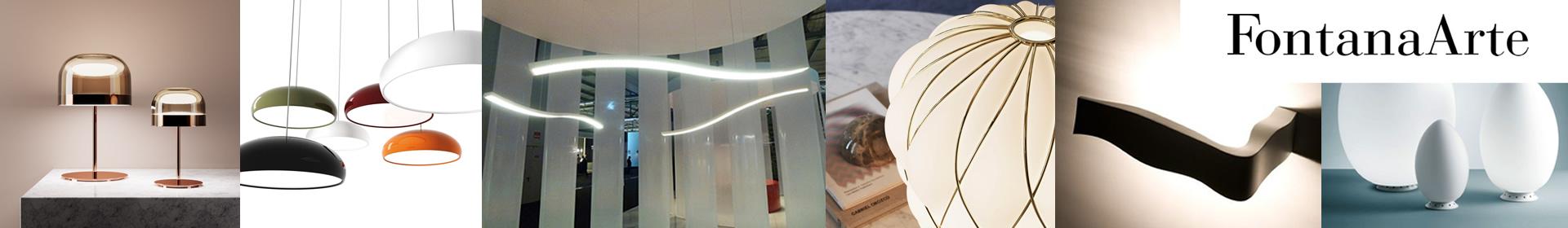 Lampade Fontana Arte vendita lampadari on line