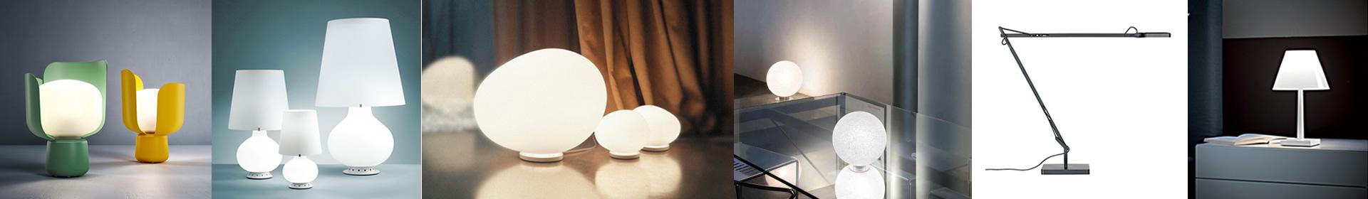 Lampade da tavolo, acquista on line a prezzi scontati